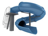 Waterslide — Stockfoto