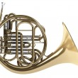 French horn — Stock Photo #5706127