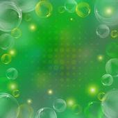 Bubbels en sterren — Stockfoto