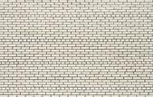 Grå tegelvägg — Stock fotografie
