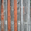 Royalty-Free Stock Photo: Old wooden fence