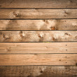 Uncolored wooden lining boards - Foto Stock