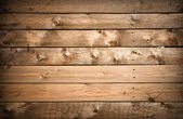 Uncolored wooden lining boards — Stock Photo