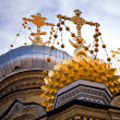 Church in Saint-Petersburg — Stock Photo