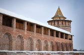 Antiguo kremlin — Foto de Stock