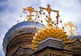 Church in Saint-Petersburg — Stock Photo