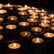 Royalty-Free Stock Photo: Candles