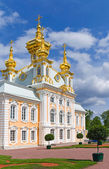 Grand Palace Peterhof — Stock Photo
