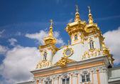 Grand Palace Peterhof — Stock Photo