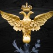 Double Eagle - Emblem of Russia — Stock Photo
