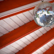 Stock Photo: Disco mirror-ball