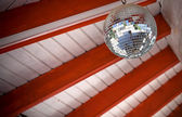 Disco mirror-ball — Stock Photo