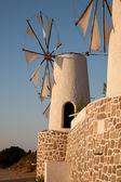 Windmill — Foto Stock
