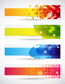 Header — Stock Vector