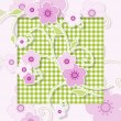 Pink flowers - Stock Vector