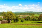 Countryside - Czech Republic - Moravia — Stock Photo