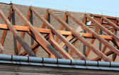 Roof works — Stock Photo