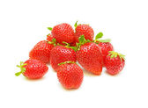 Fresh strawberries — Stock Photo