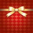 Royalty-Free Stock Vector Image: Background with bow