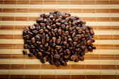 Aromatic coffee beans — Stock Photo