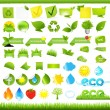 Eco Set — Stock Vector #6279473