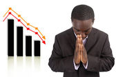 Prosperity Change Prayer — Stock Photo