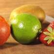 Mixed fruit — Stock Photo #6291140