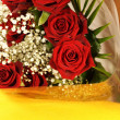 Bouquet of roses — Stock Photo #6389590