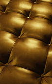 Leather upholstery — Stock Photo