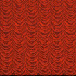 Red curtain on the stage — Stock Photo #5523321