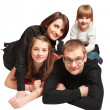 Happy family — Stock Photo #5466777