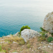 Crimean by Black Sea - Stock Photo