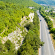 Crimean turnpike — Stock Photo