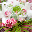 Wedding bouquet - Foto Stock