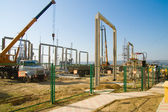 Building substation — Stock Photo