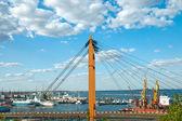 Odessa port — Stok fotoğraf