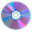 Stock Photo: dvd disk