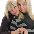Two girls — Stock Photo #5582429
