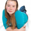 teenage girl — Stock Photo
