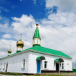 Orthodox church — Stock Photo #5583544