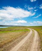 Rural way — Stock Photo