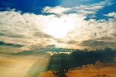 劇的な空 — ストック写真