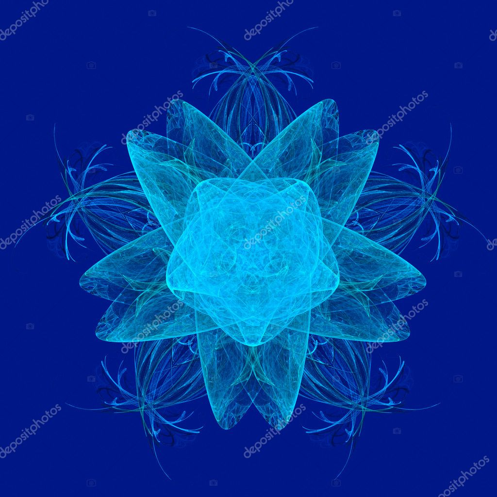 Good abstract figure to background. fractal rendered — Stock Photo #6067304