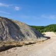 Heap of geology material — Stock Photo #6453946