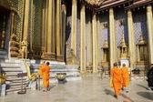 Thailand Bangkok Royal Temple & Palace — Stock Photo