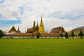 Royal Bereich und Königlichen Tempel — Stockfoto