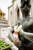 Garuda en el gran palacio, bangkok — Foto de Stock