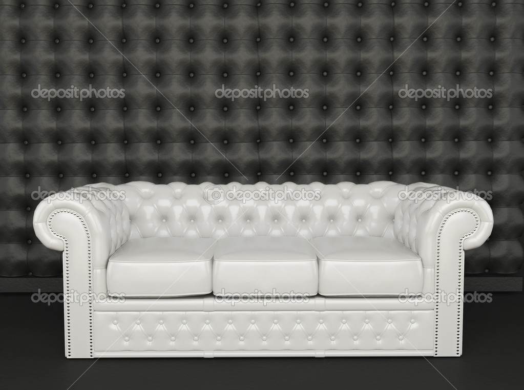 Chesterfield Sofa White Leather picture on stock photo white leather sofa on a black background with Chesterfield Sofa White Leather, sofa 36861f970dddacc96c983585440ed866