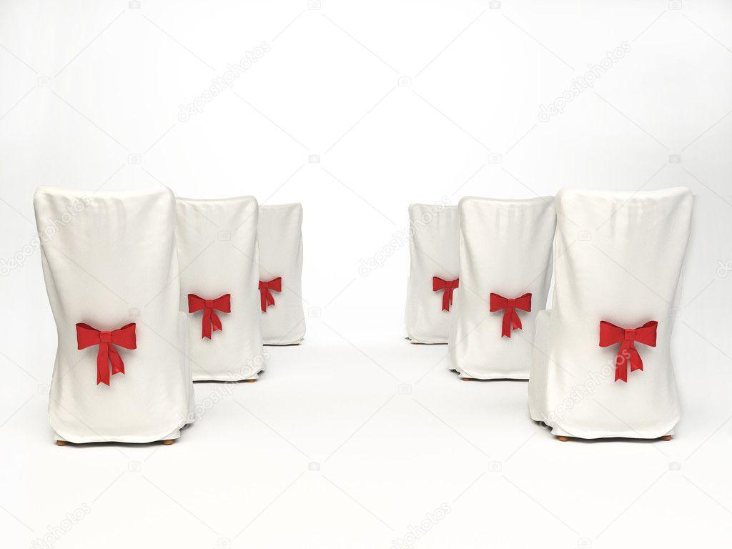 sullas stol ~ sedie da sposa  immagini