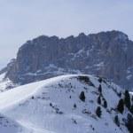 Постер, плакат: Mountain in Dolomites